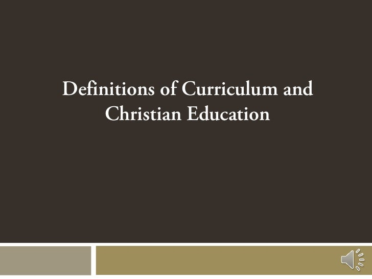 the biblical basis for christian education Outline of report on christian education introduction a brief history lesson the three-legged stool: church, home, school three pillars (biblical-theological foundations.