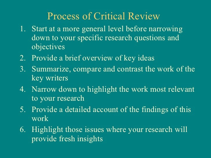 10+ Literature Review Examples