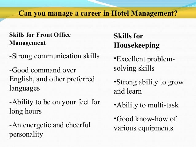 Hotel and Hospitality Management problem solving assignments