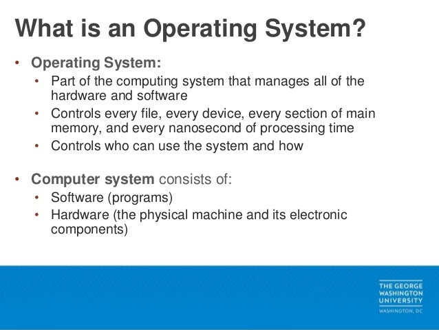 How to program an operating system?
