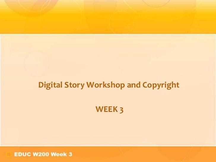 Sp2012_Week3_Part2_ Workshop