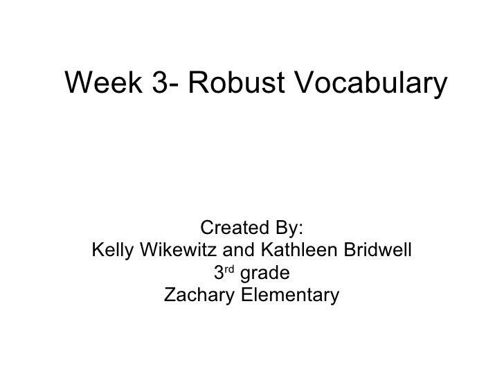 Week 3 -robust_vocabulary-_schools_around_the_world-2