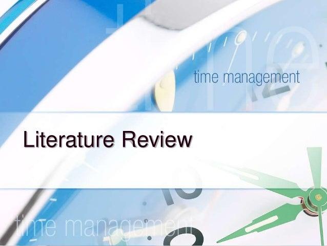 change management literature review