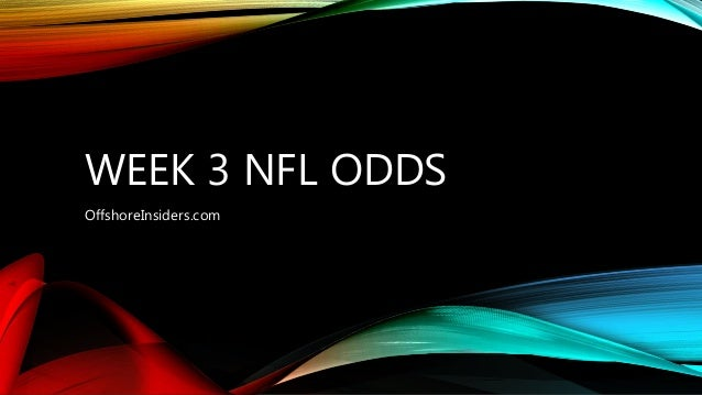 the nfl line odds world game