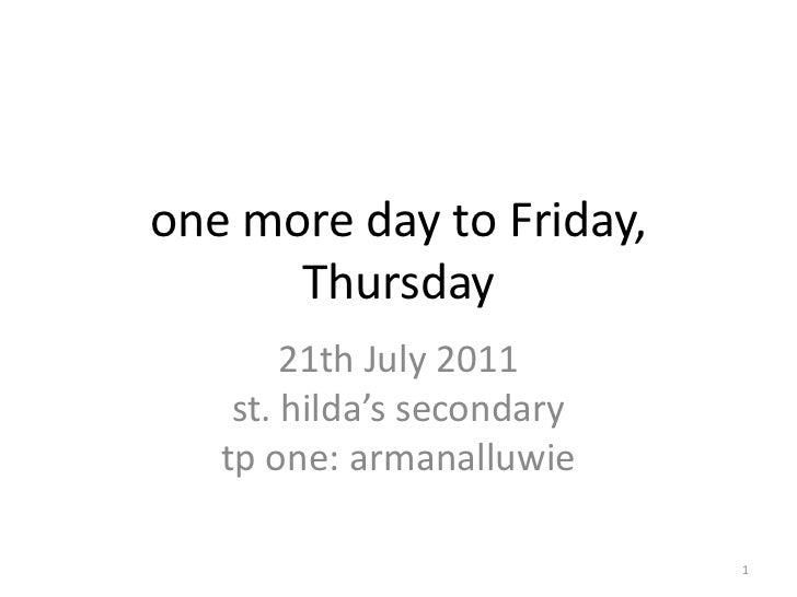 Week 4  informal writing 3