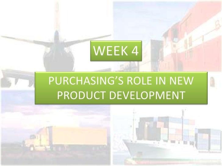 Week4(2)   Purchasing & Info Technology