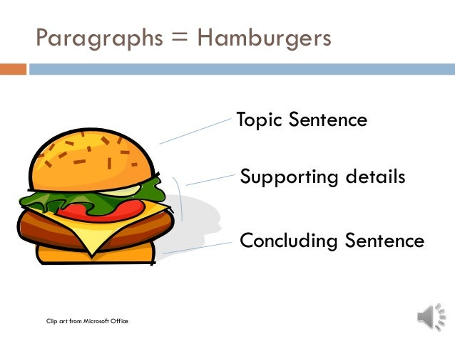 Need a concluding sentence?