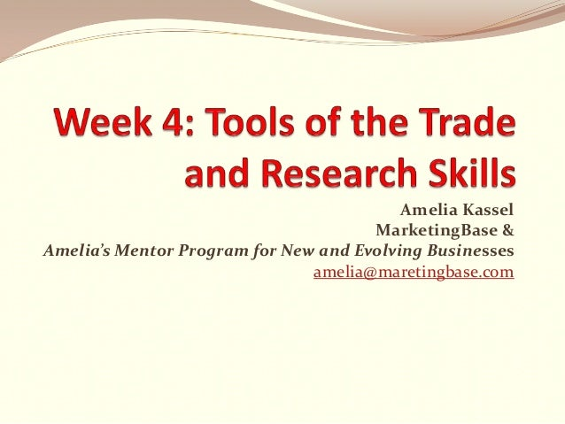 Week4 tools of_the_trade_-_july_2013_b