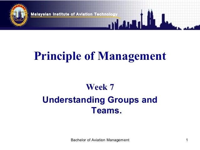 Week6  understanding groups and teams