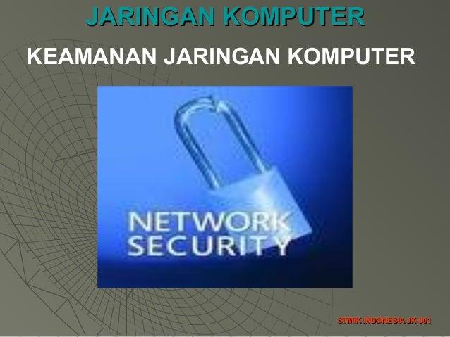 Week 8   keamanan jaringan komputer, SISTIM INFORMASI MANAGEMEN