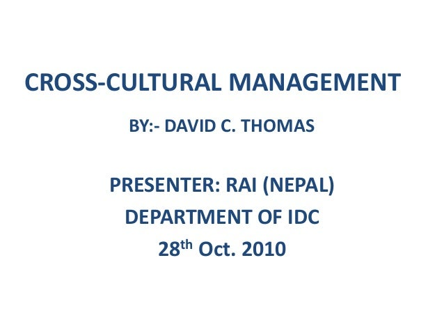 cross cultural negotiation and management Related essays: cross-cultural negotiation management cross cultural negotiation management the contemporaneous business community is evolving at a rapid pace and is as such forcing its collaborators and stakeholders to adapt along.