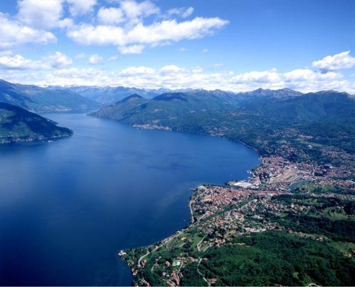Weekend sulla Costa Fiorita del lago Maggiore, qui vista da Luino