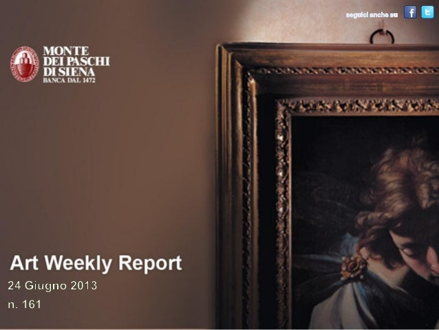 Art Weekly Report_24giugno 2013