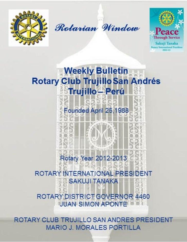 Rotarian Windowaria                  1