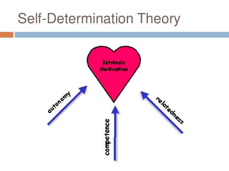 self determination theory essay