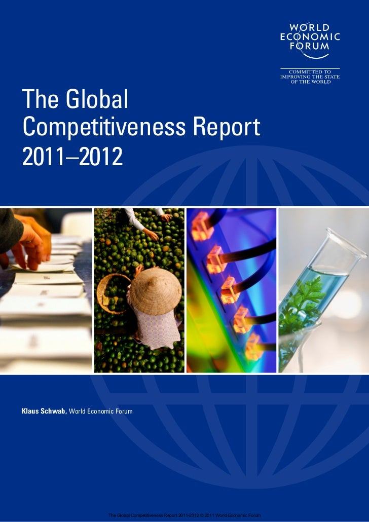 WEF World economic forum report _2011-12