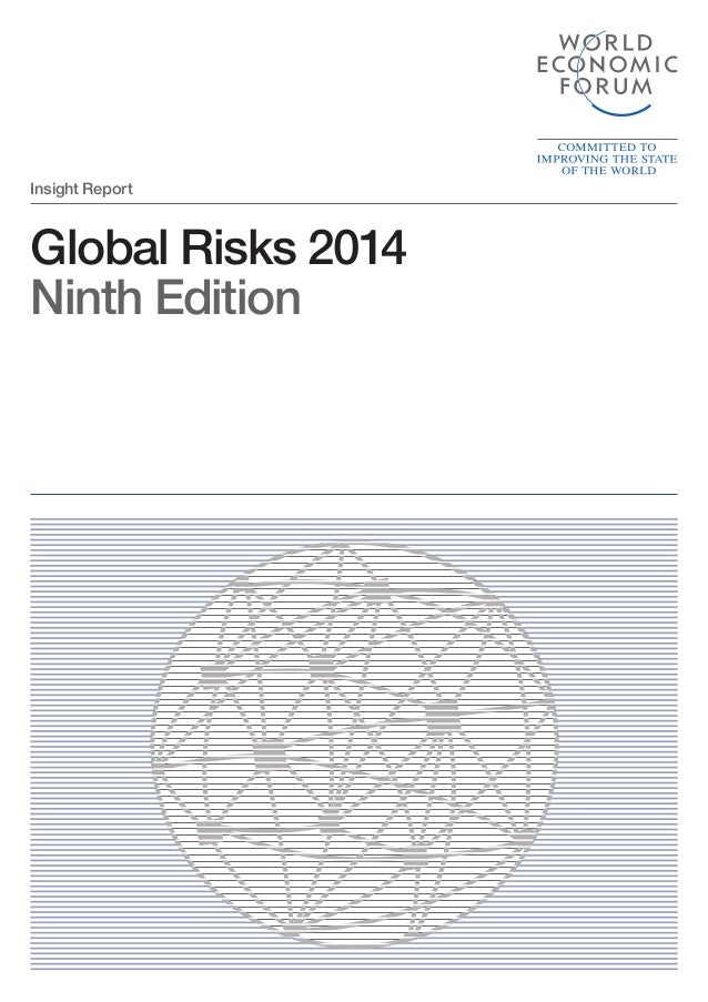 World Economic Forum Global Risks 2014