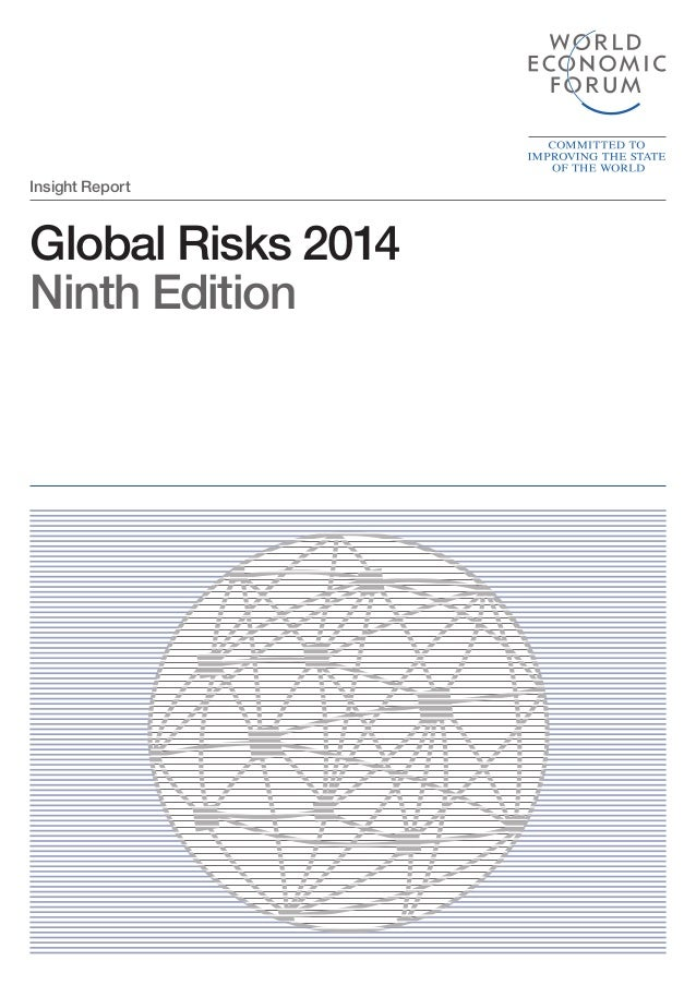 Wef Global Risks Report 2014 - Part 1