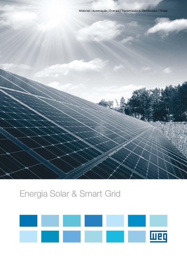 Motores | Automação | Energia | Transmissão & Distribuição | TintasEnergia Solar & Smart Grid