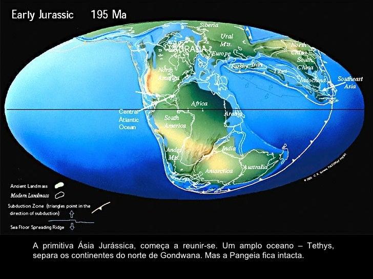 Resultado de imagem para continentes primitivos