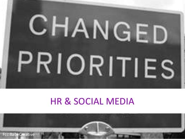 HR & SOCIAL MEDIAFcc:BabyCreative