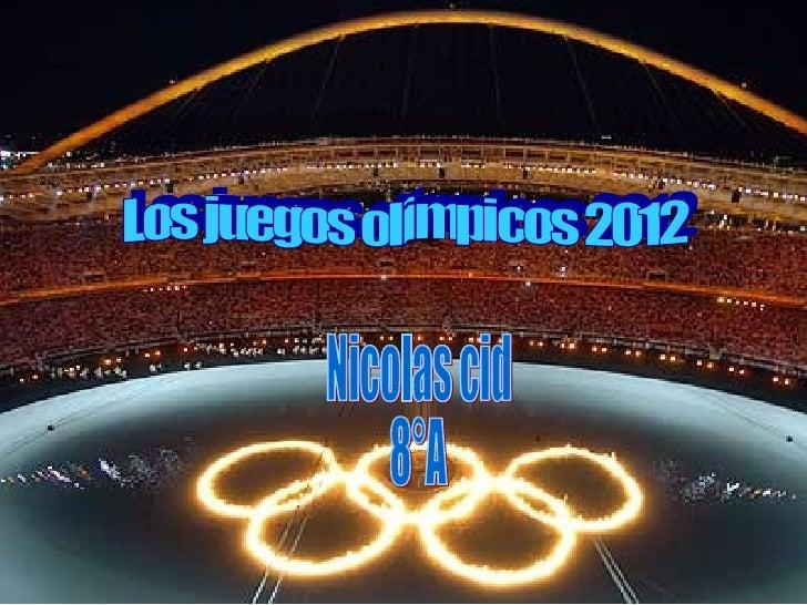 • Fue así que en Grecia se  efectuarón los primeros Juegos  Olímpicos Modernos el 15 de  noviembre de 1859, el 15 de  novi...