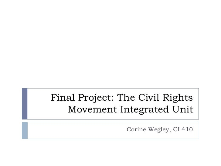 Integrated Civil Rights Unit