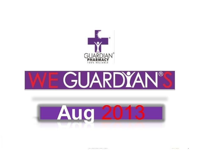 We guardians  Aug'13