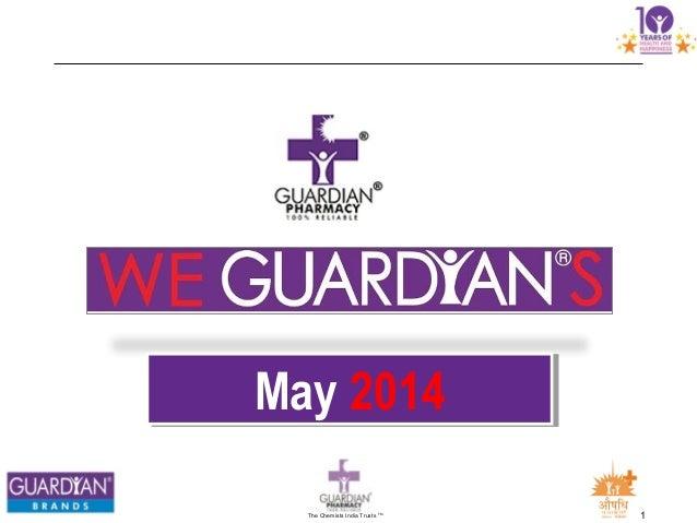 We guardians  may 2014