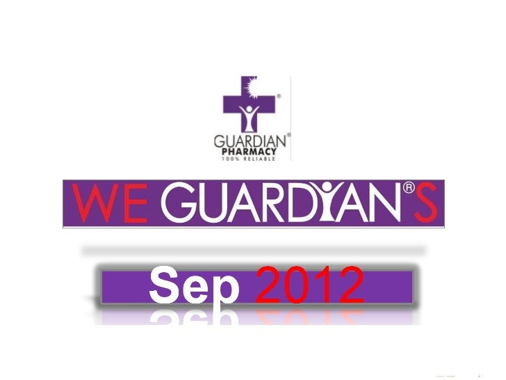 We Guardians  Sep'12