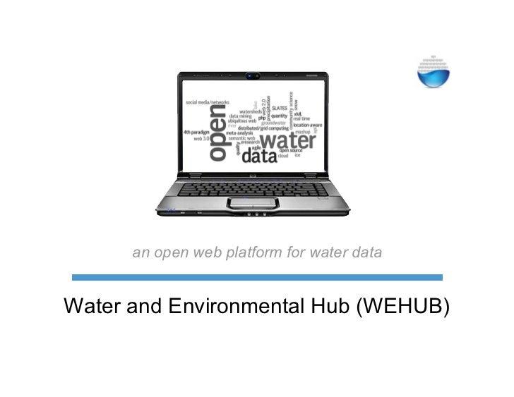 Cybera - WEHUB Project