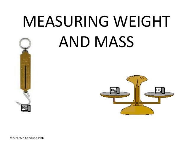 MEASURING WEIGHT u0026 MASS (teach u0026 measure)