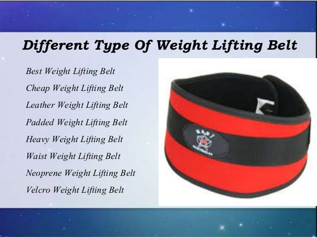 Weight Lifting Belt Size Chart of Weight Lifting Belt