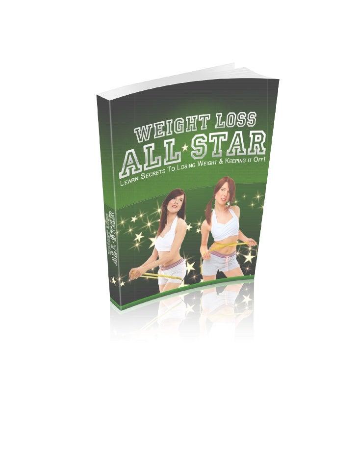 Weight Loss Allstar