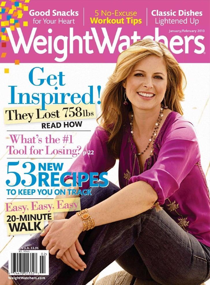Weight watchers 2010 01-02