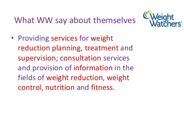 weight watchers case study essay The effects of weight loss advertising essay no works and exaggerated the beauty of after losing weight in this case to study of yankelvich.