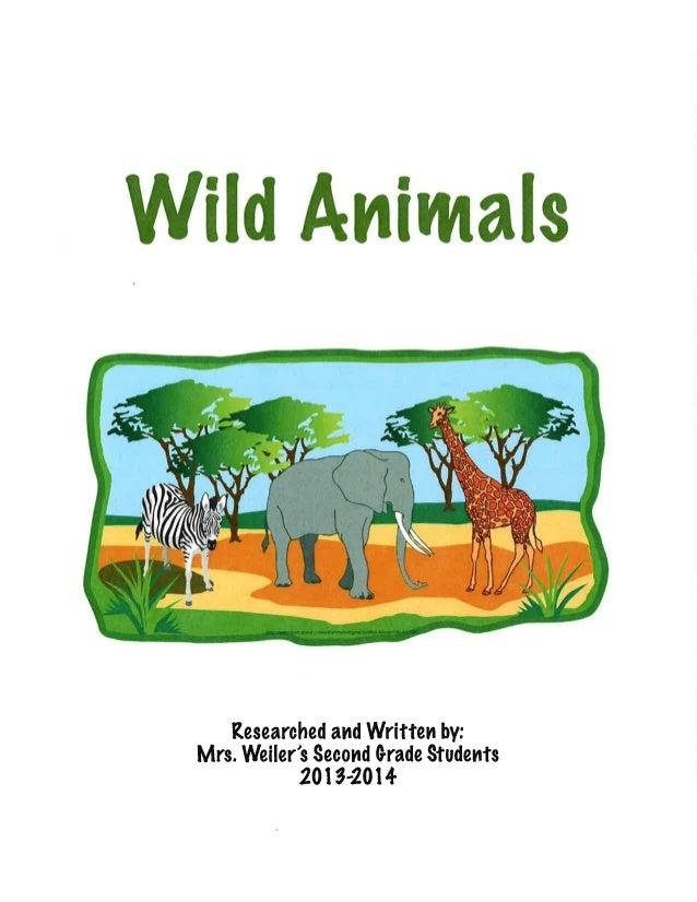 Weiler Wild Animals eBook