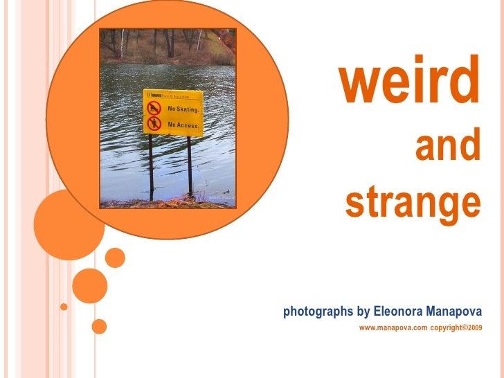 weird and strange photographs by Eleonora Manapova www.manapova.com   copyright © 2009
