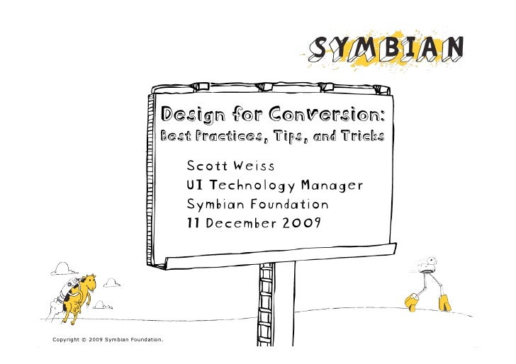 Scott Weiss Design For Conversion Mobile Ams Dec 09 Final