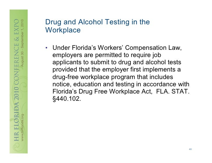 Weitzman employee handbooks every word counts for Drug free workplace policy template