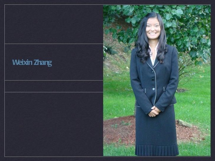 Weixin's resume-20