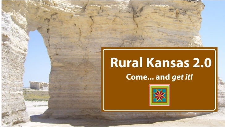 Rural Kansas 2.0   Come... and get it!