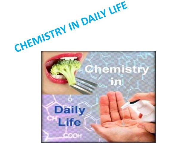 chemistry in our life essays