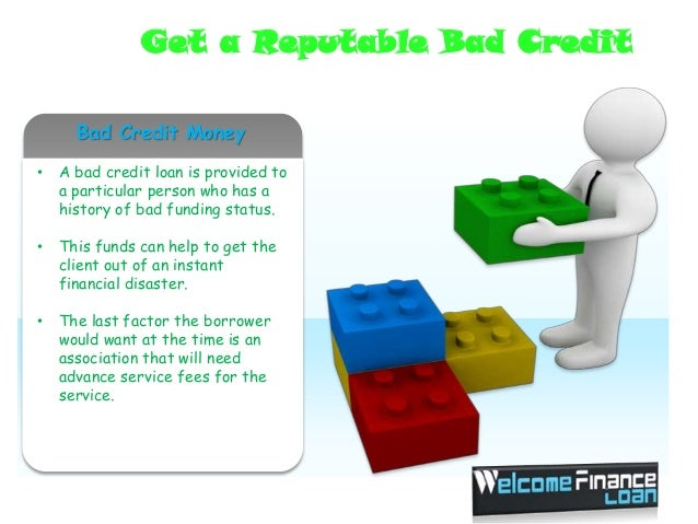 Personal Loan Options For People With Bad Credit Score