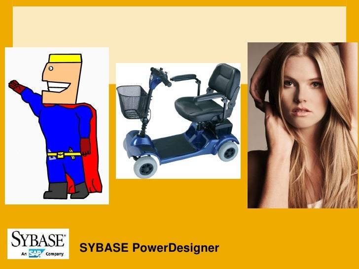 SYBASE PowerDesigner