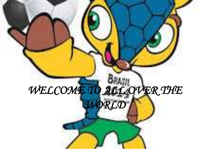 WELCOME TO ALL OVER THE WORLD