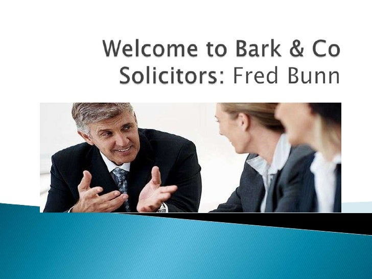    Specialists in complex fraud, serious    crime, regulatory litigation and tax compliance.   At Bark & Co our expert l...