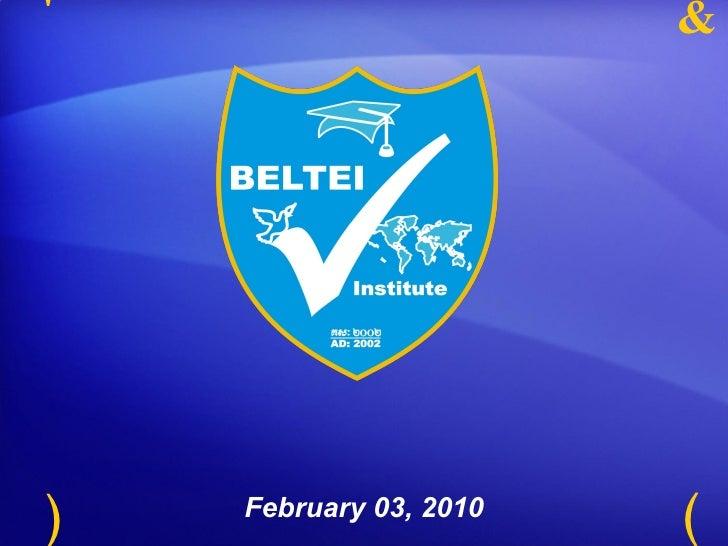 February 03, 2010 ) & ' (