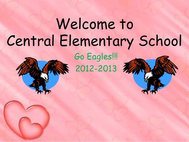 Welcome to central web power point