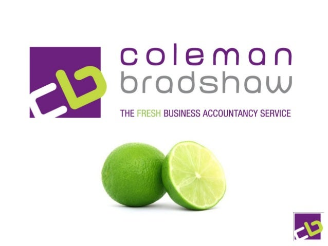 Welcome to Coleman Bradshaw • Thank you for attending the Mansfield & Ashfield Bizex Exhibition • we hope you are finding ...